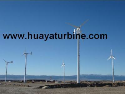 20kw Wind Turbine Fixed Pitch Wind Turbine Home Wind