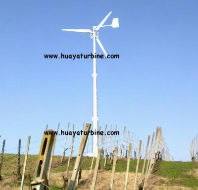 30kw Wind Turbine Fixed Pitch Wind Turbine Home Wind