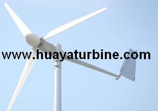 3kw wind turbine -Fixed pitch Wind Turbine-Home Wind turbine