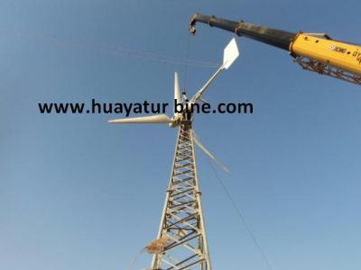 15kw Wind Turbine Fixed Pitch Wind Turbine Home Wind